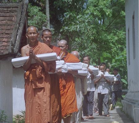 Manuscript procession